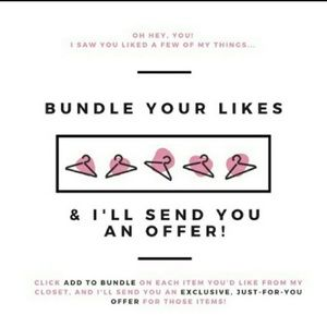 Bundle your likes for a special price!